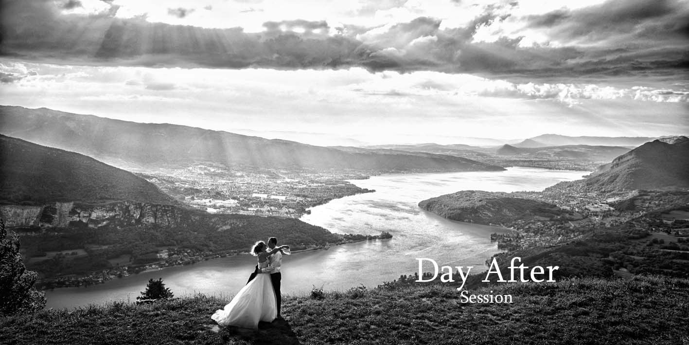 MARIAGE After Day - Studio Prezzo Annecy